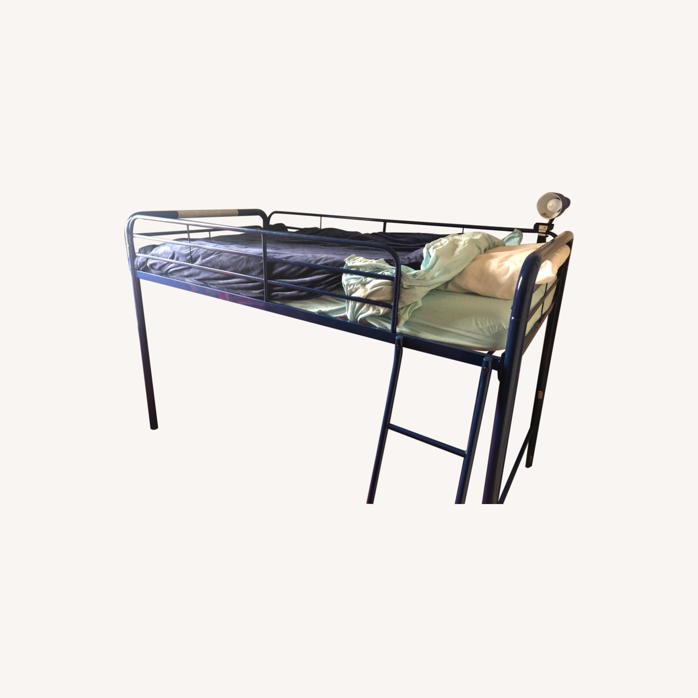 DHP Furniture Twin Loft Bed - image-0