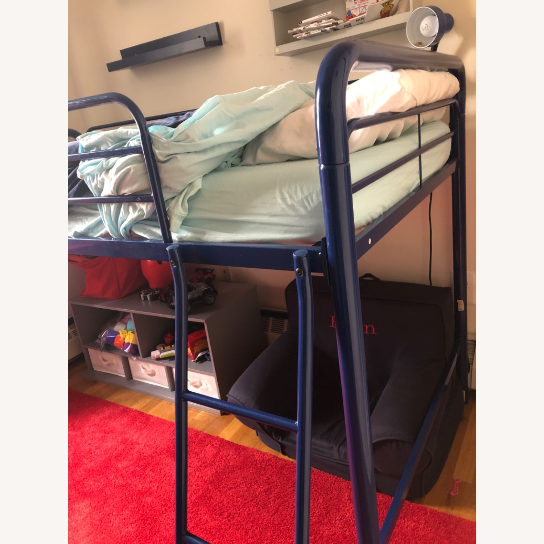 DHP Furniture Twin Loft Bed - image-2
