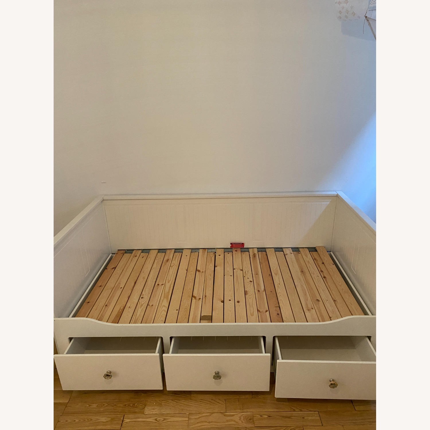 IKEA Hemnes Twin Daybed with Drawers & Trundle - image-2