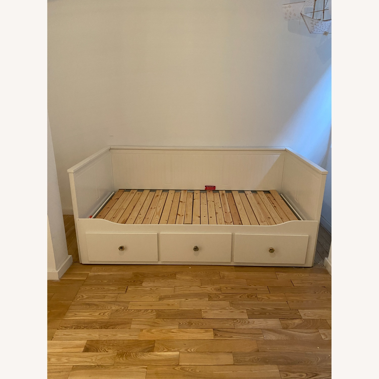 IKEA Hemnes Twin Daybed with Drawers & Trundle - image-1