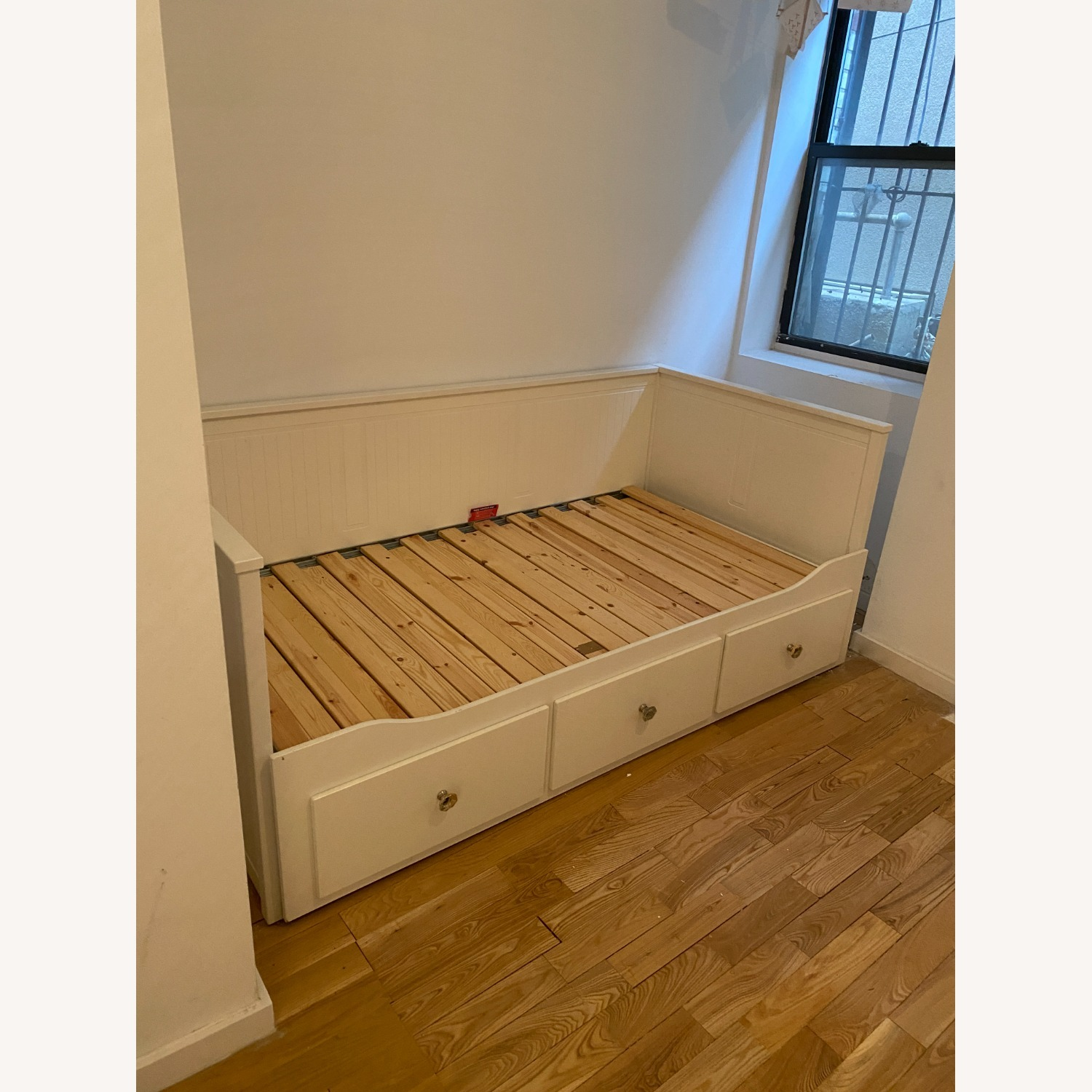 IKEA Hemnes Twin Daybed with Drawers & Trundle - image-3