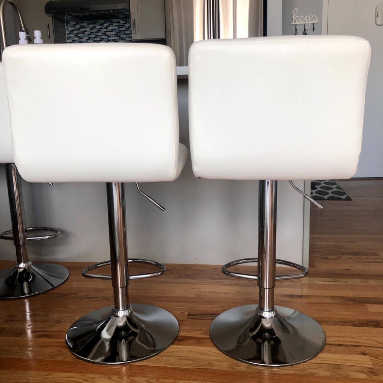 Wayfair Adjustable Height Swivel Bar Stool (set of 4) - image-4