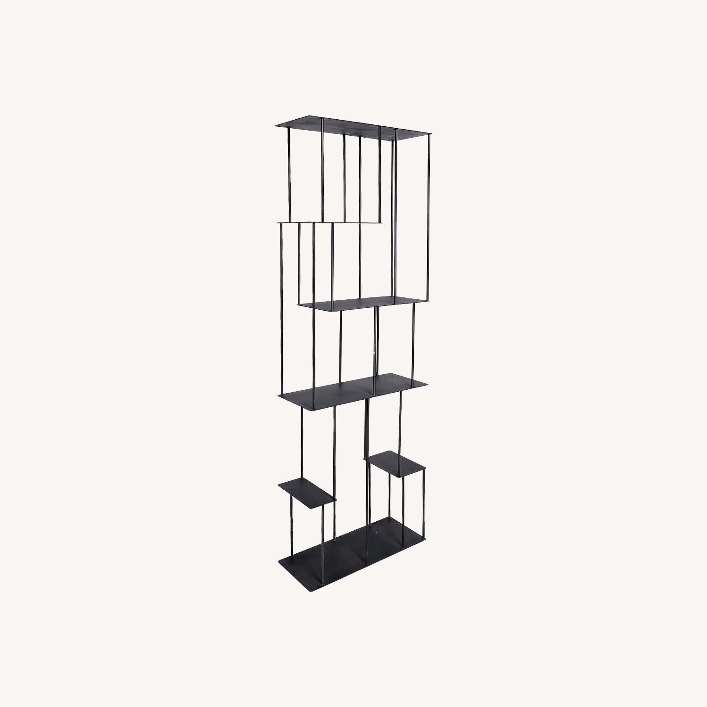 ABC Carpet & Home Helix Steel Bookcase - image-0