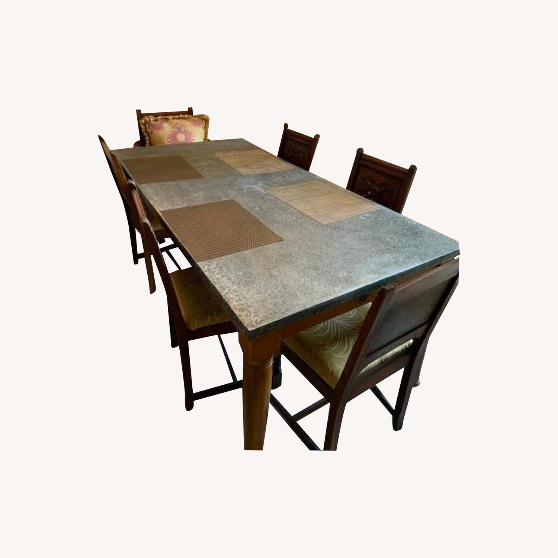 Unique Modern Farmers Table - image-0