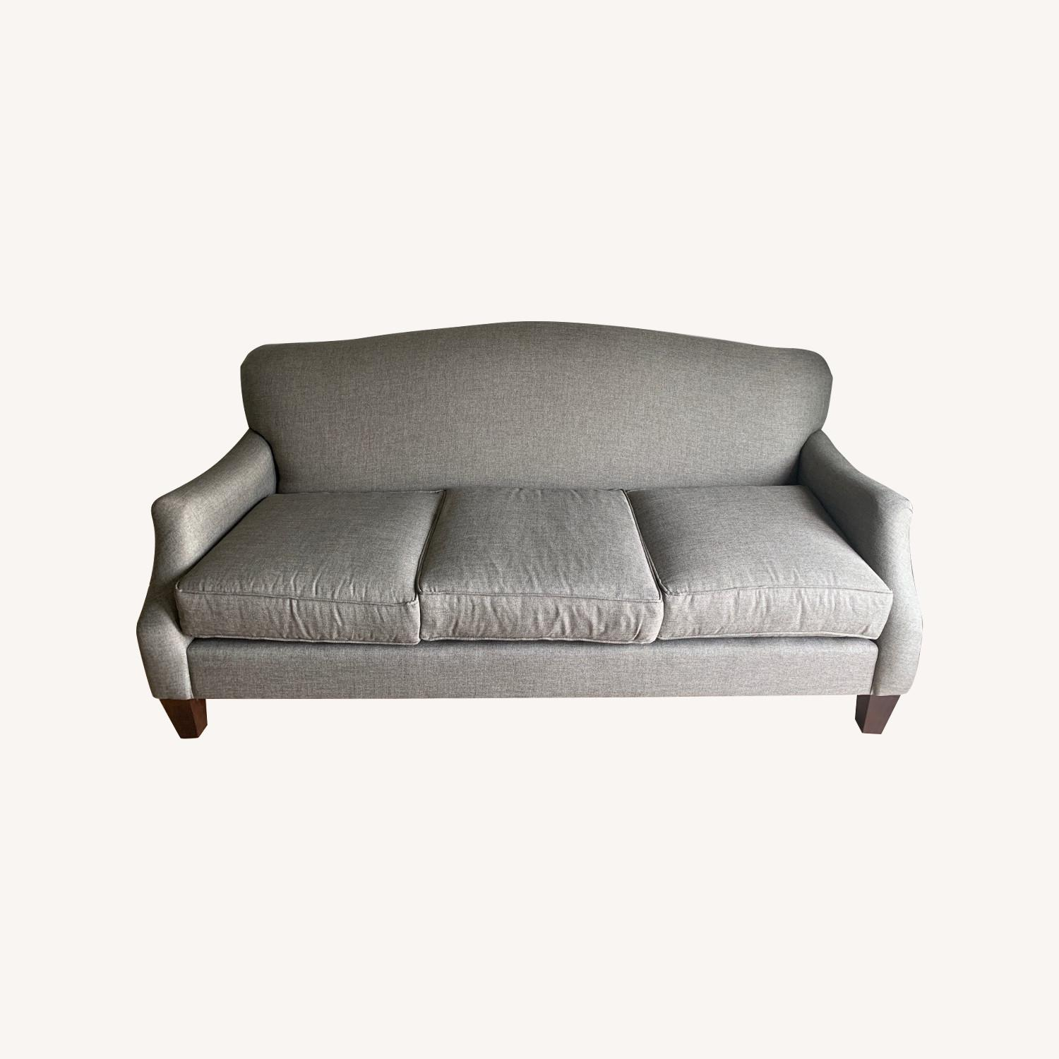 Grey Couch - image-0