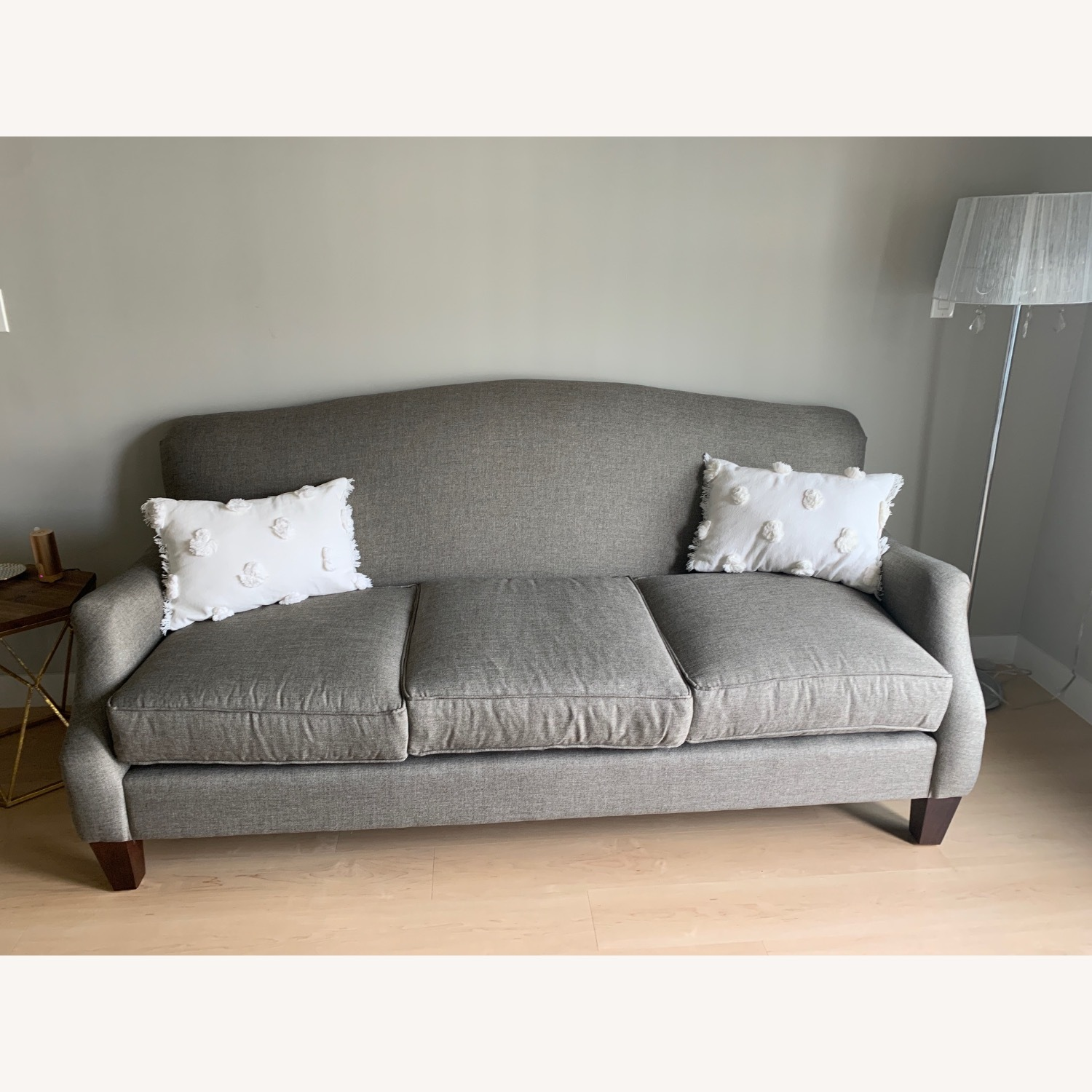 Grey Couch - image-1