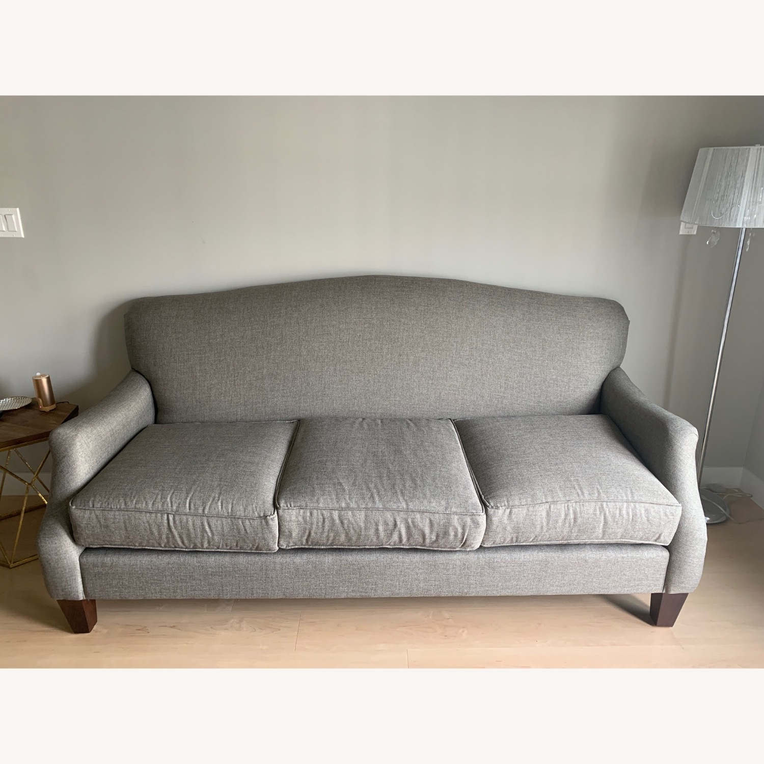 Grey Couch - image-2