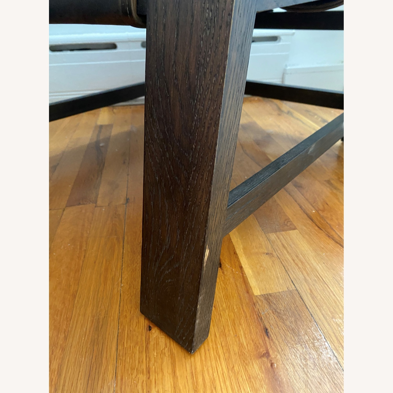 Restoration Hardware Soren Leather Chair - image-9