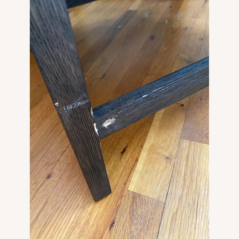 Restoration Hardware Soren Leather Chair - image-8