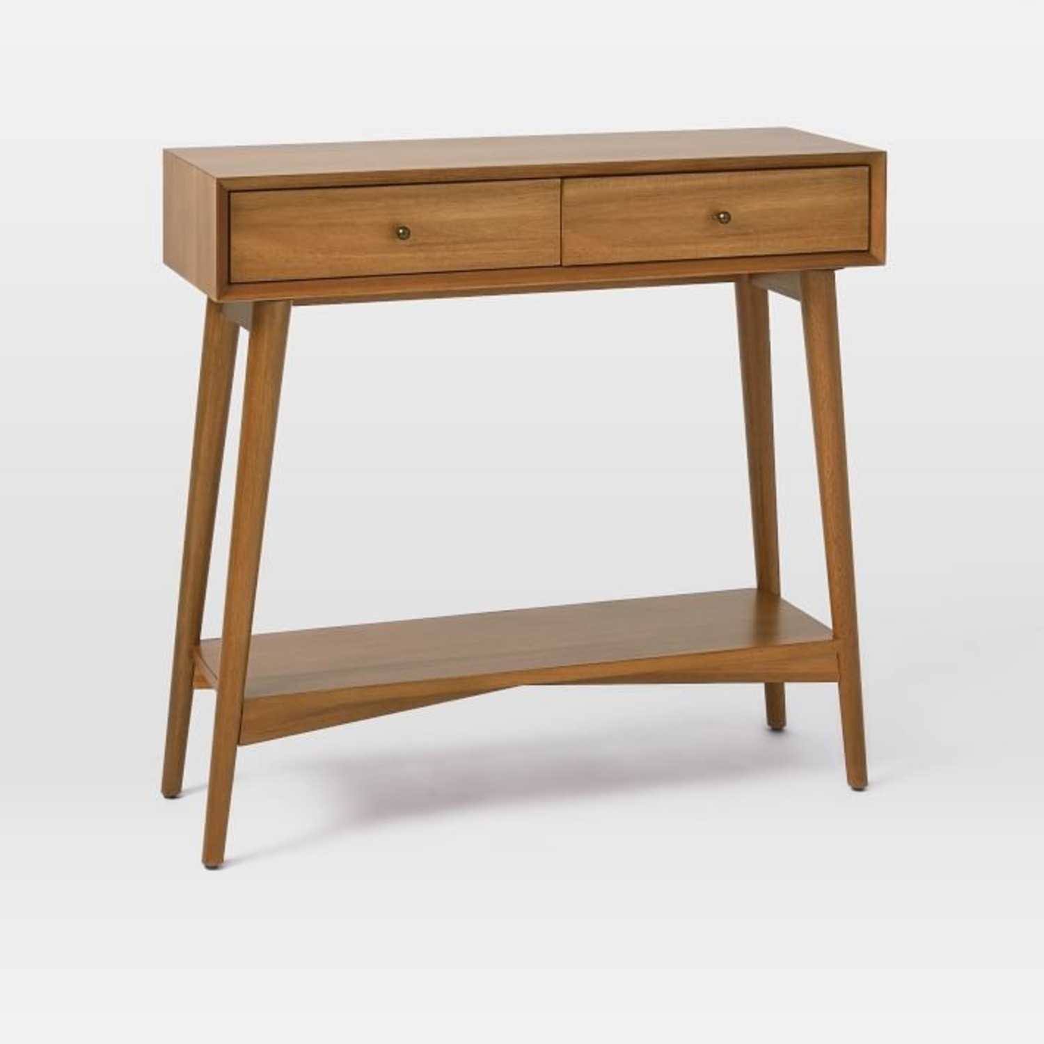 West Elm Mid Century Entry Table - image-1