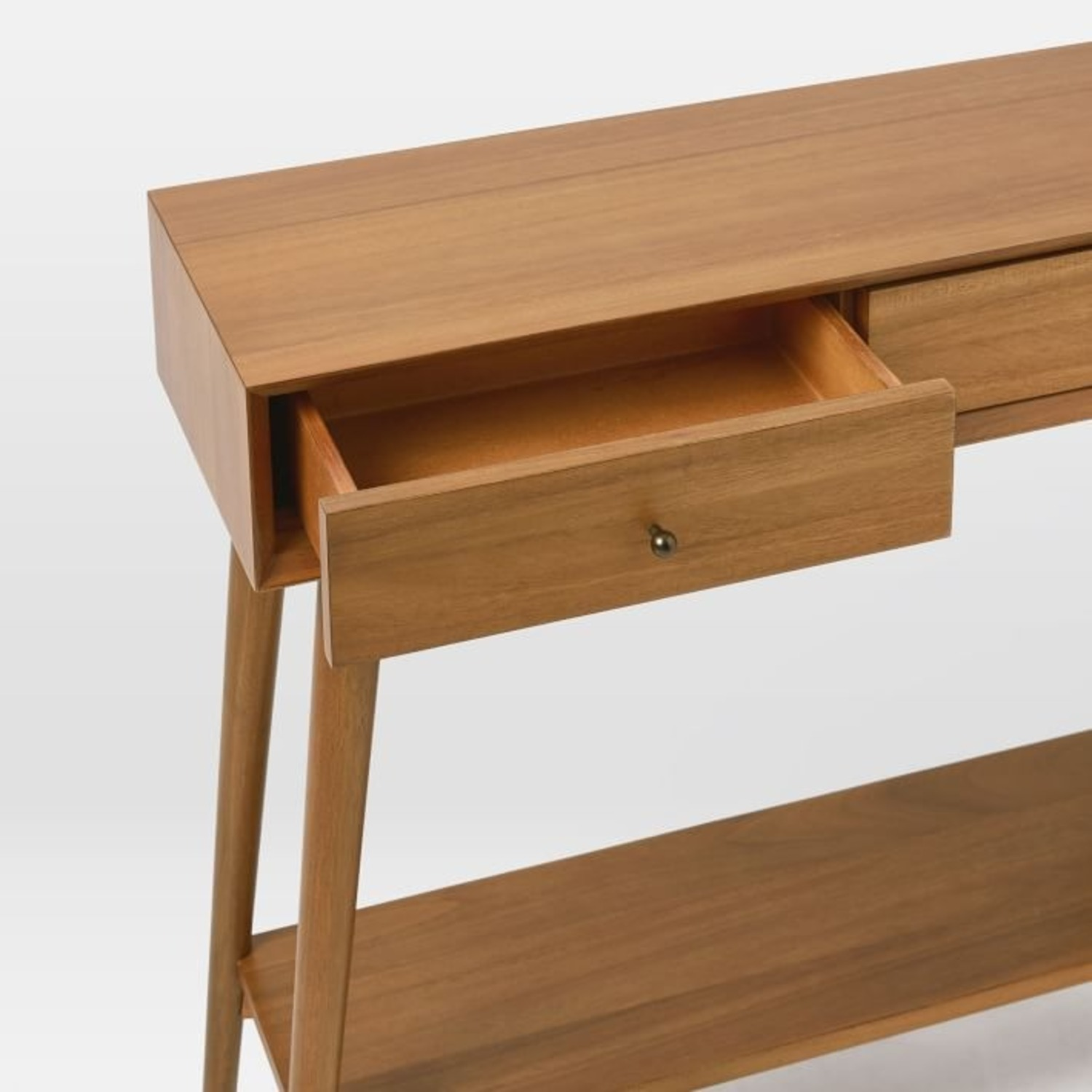 West Elm Mid Century Entry Table - image-2
