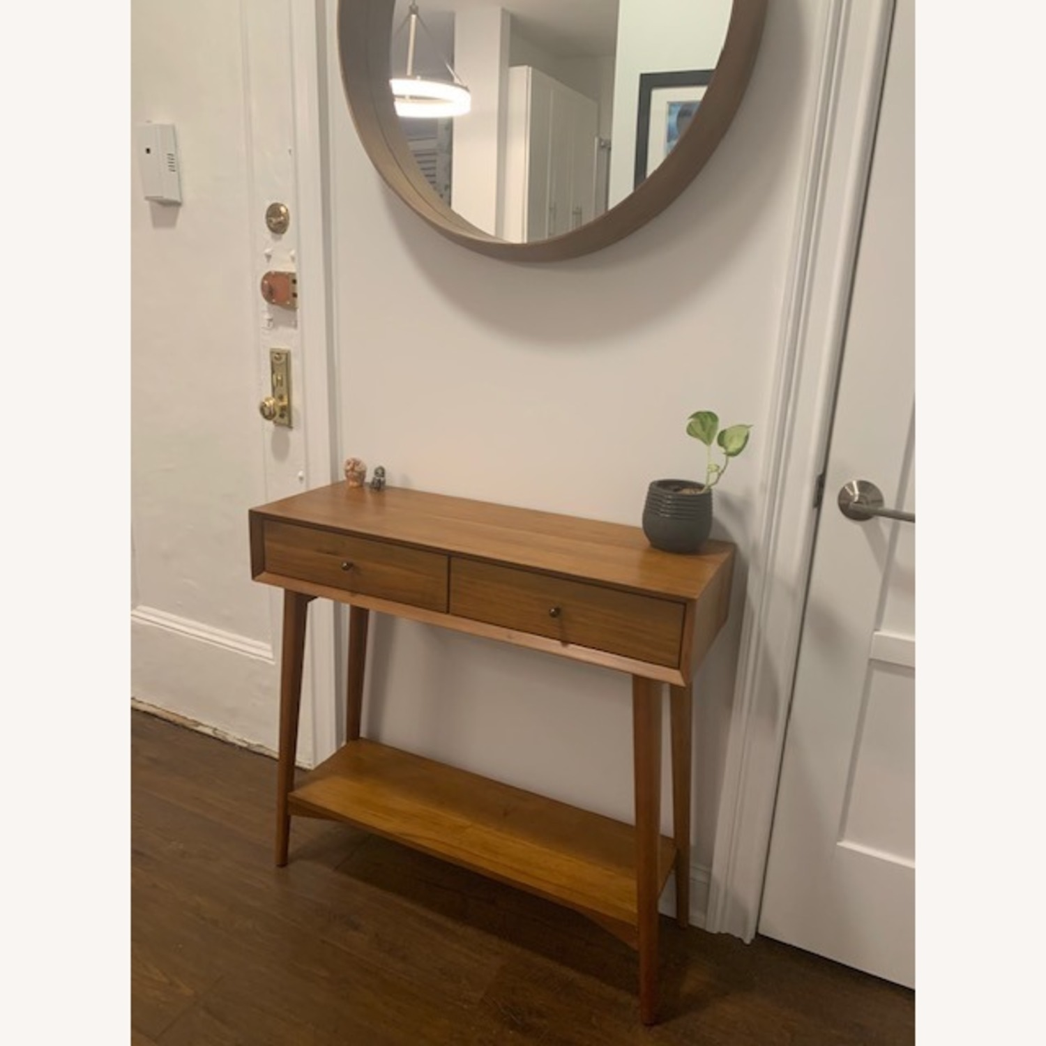 West Elm Mid Century Entry Table - image-3