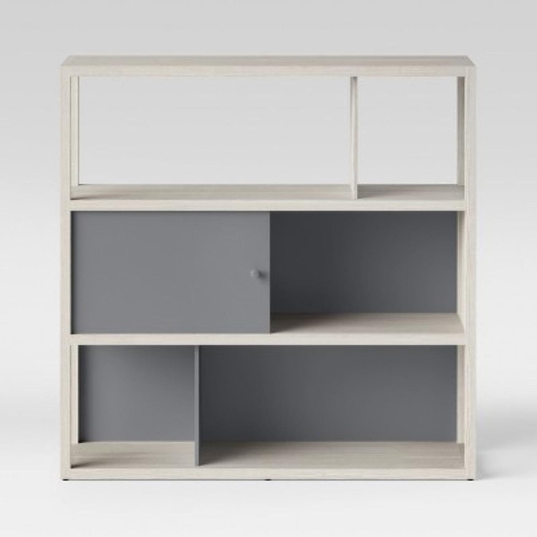 Target Project 62 3 Shelf Horizontal Bookcase - image-1