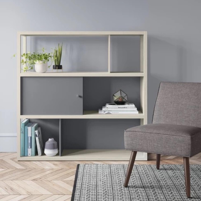 Target Project 62 3 Shelf Horizontal Bookcase - image-2