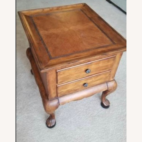 Used Lilian August 2 End Tables for sale on AptDeco