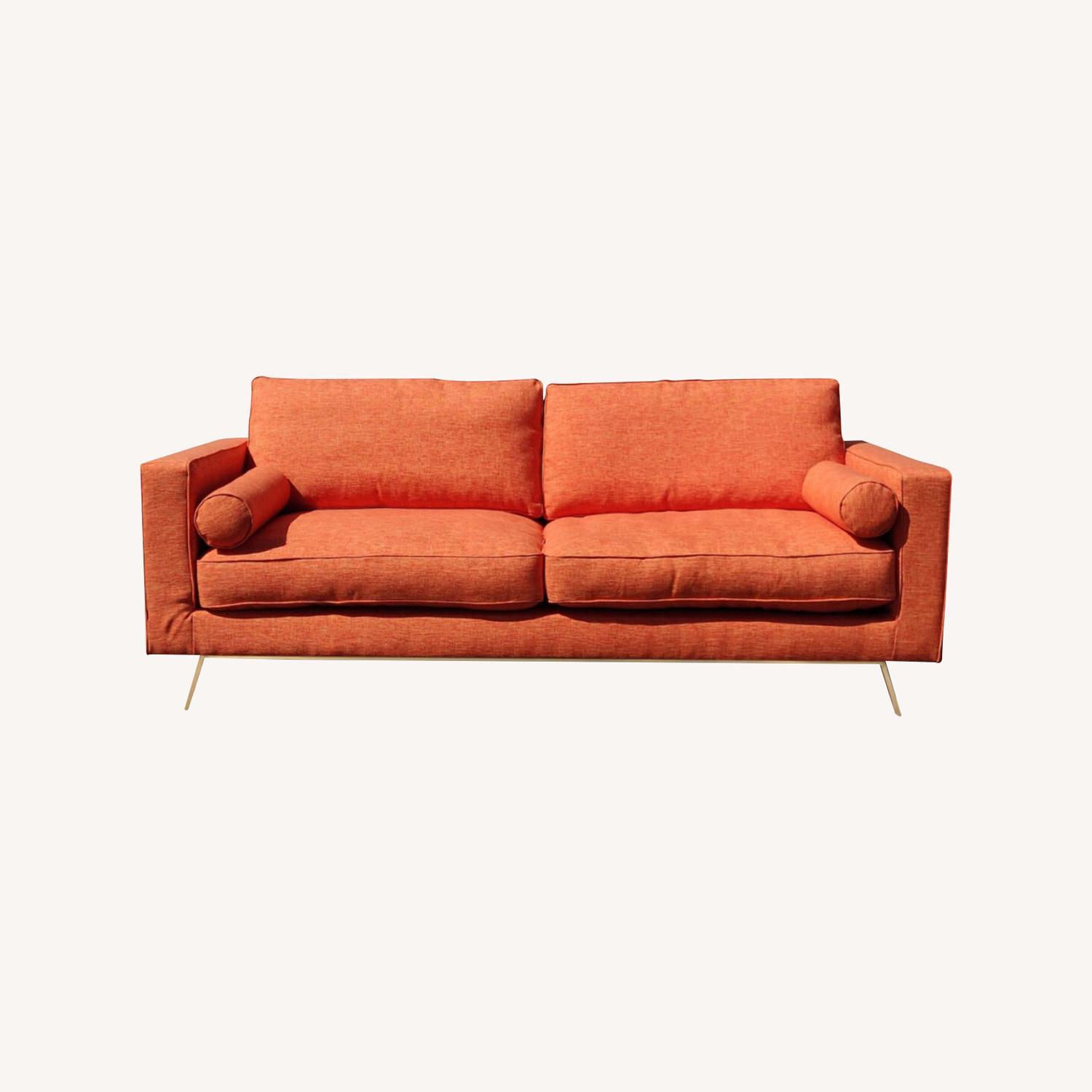 Brooklyn Space Introspect Mid Century Modern Sofa - image-0