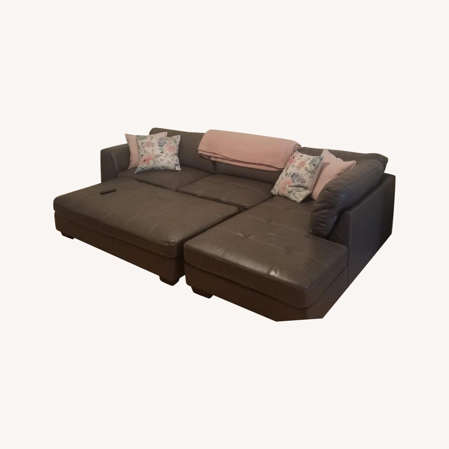 Picture of: Value City Furniture Sectional Ottoman Aptdeco