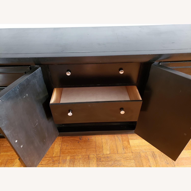 Century Furniture Wood 9 Drawer Dresser - image-10