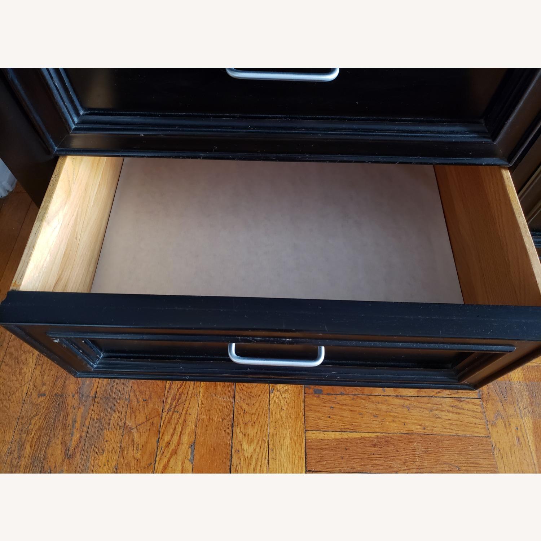 Century Furniture Wood 9 Drawer Dresser - image-11