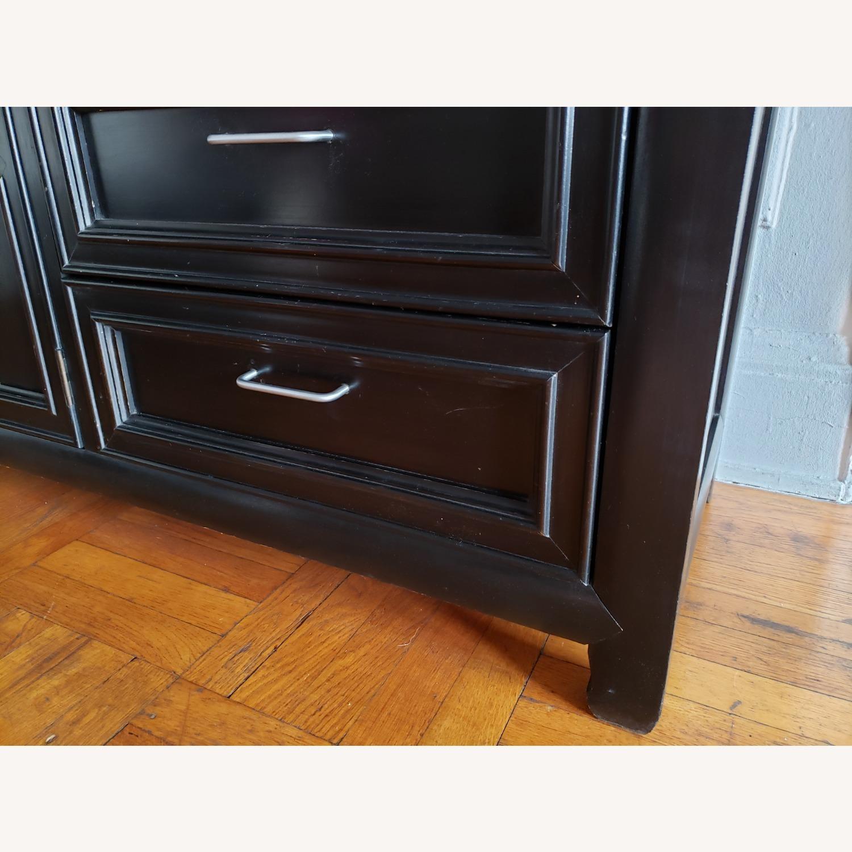 Century Furniture Wood 9 Drawer Dresser - image-6