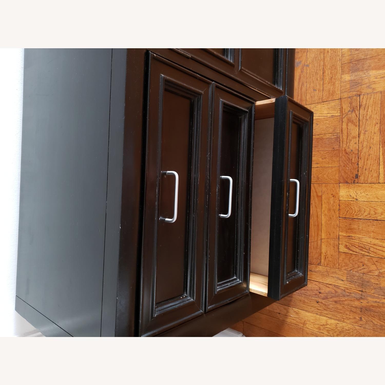 Century Furniture Wood 9 Drawer Dresser - image-12