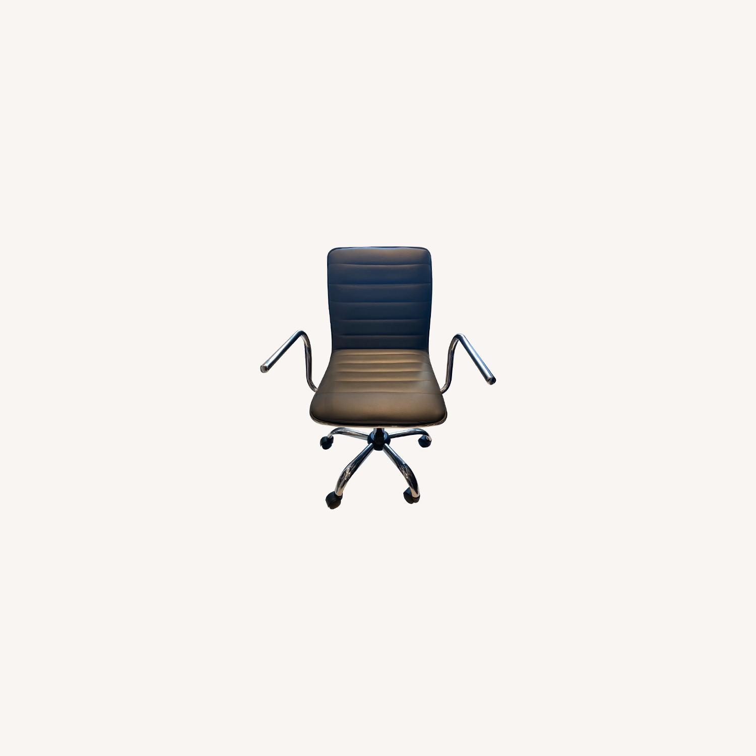 Zipcode Design Grey Geib Conference Chair - image-0