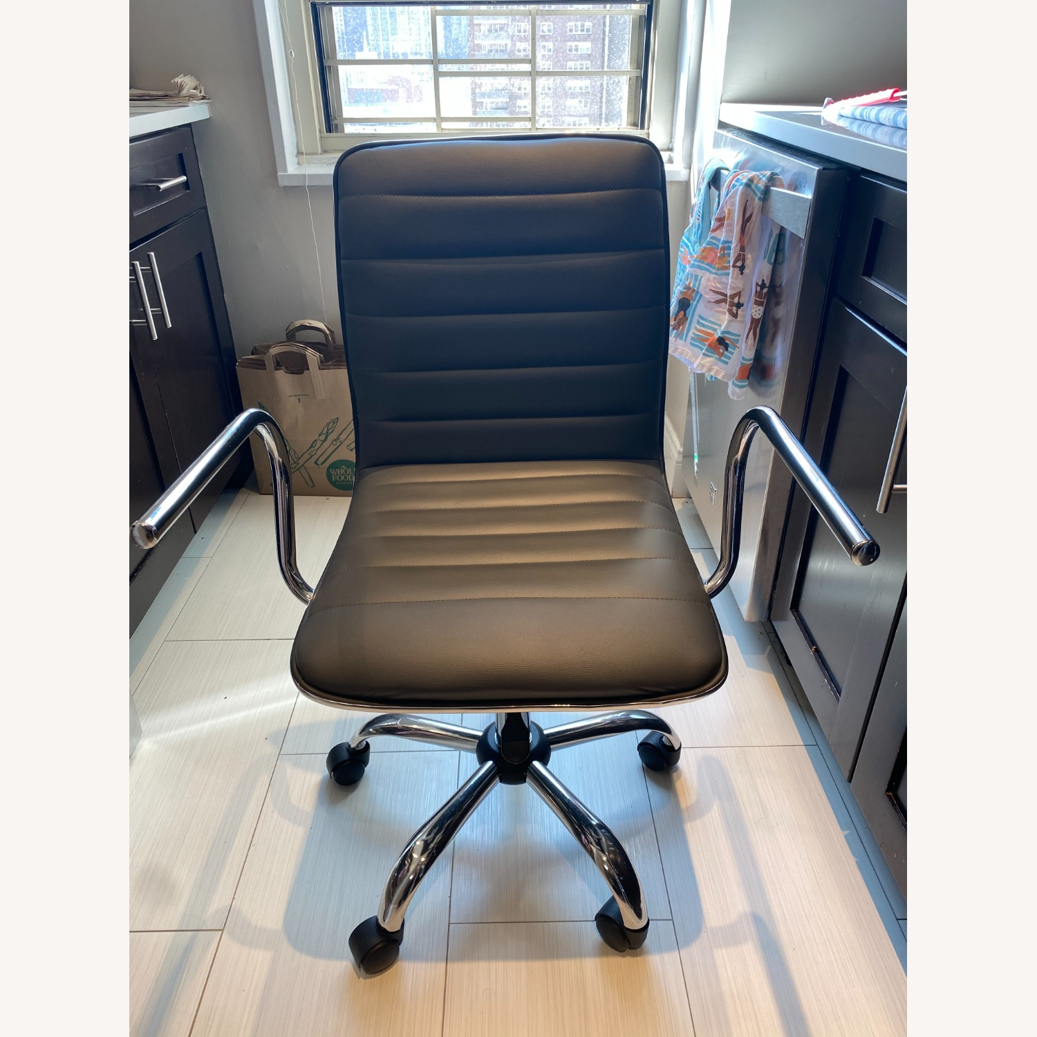 Zipcode Design Grey Geib Conference Chair - image-1