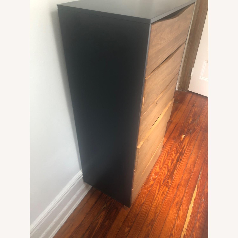 Manhattan Comfort Tall Wooden Dresser - image-2