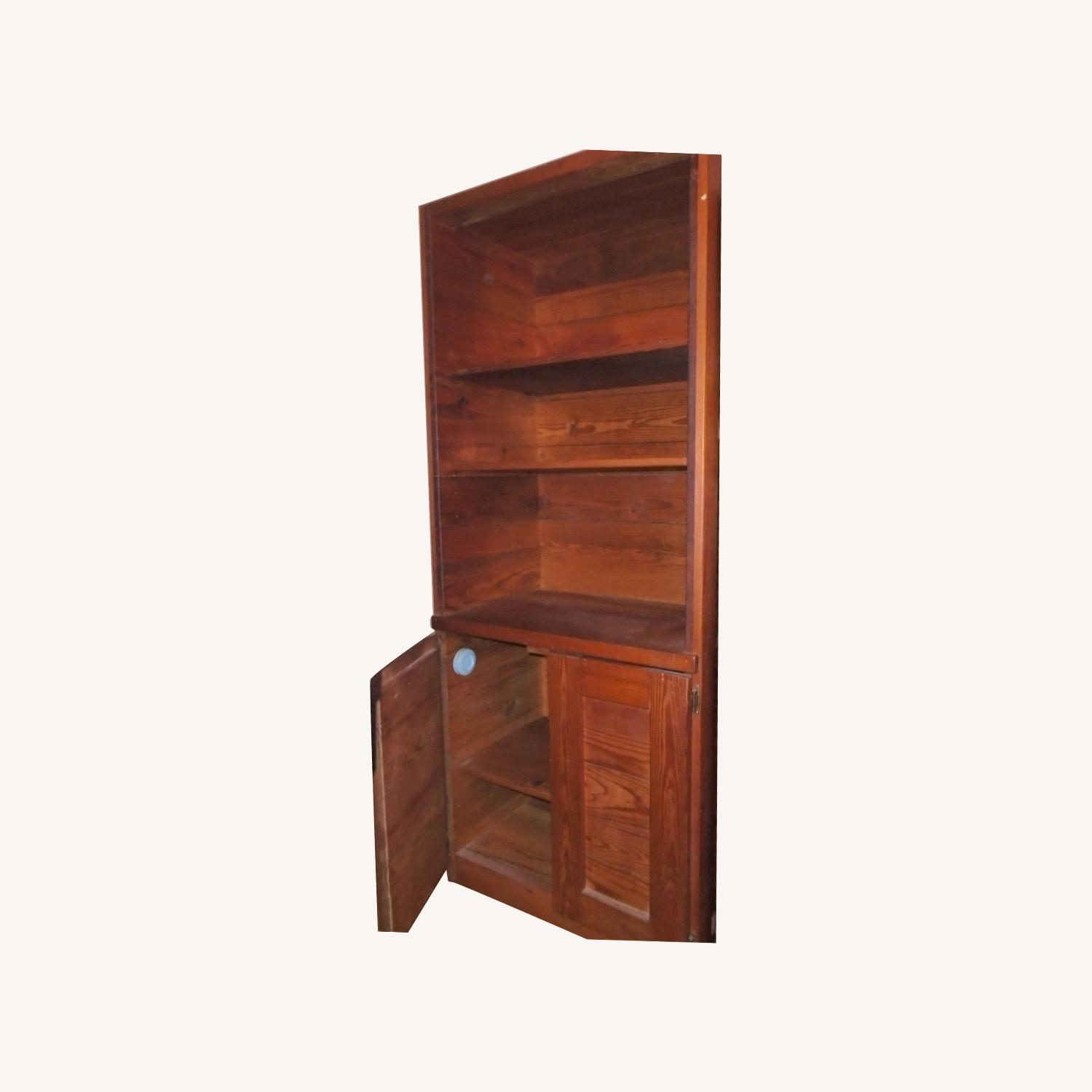 This End up Classic Book Case and Hutch - image-0