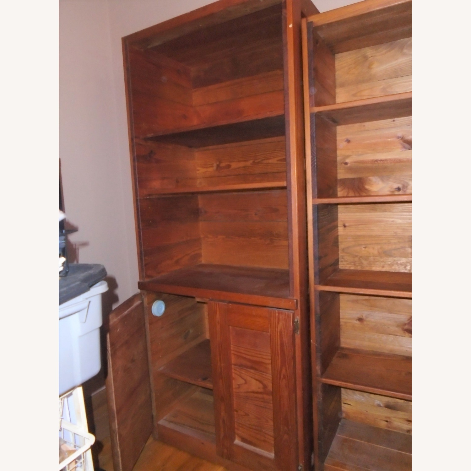 This End up Classic Book Case and Hutch - image-2