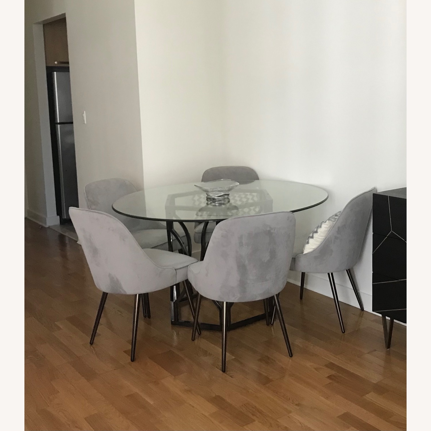 West Elm Dining Chairs - image-0