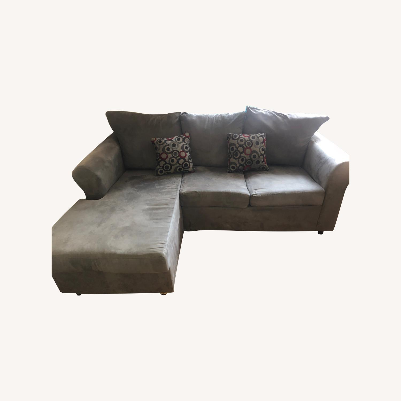 Wayfair Sectional Sofa - image-0
