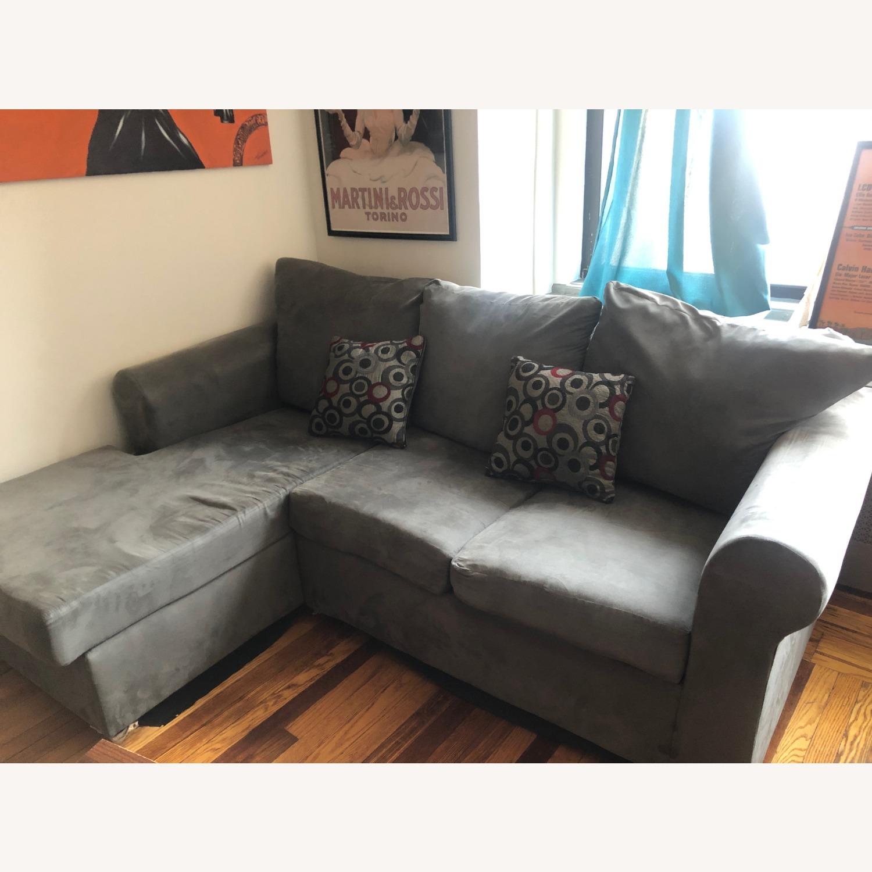 Wayfair Sectional Sofa - image-3