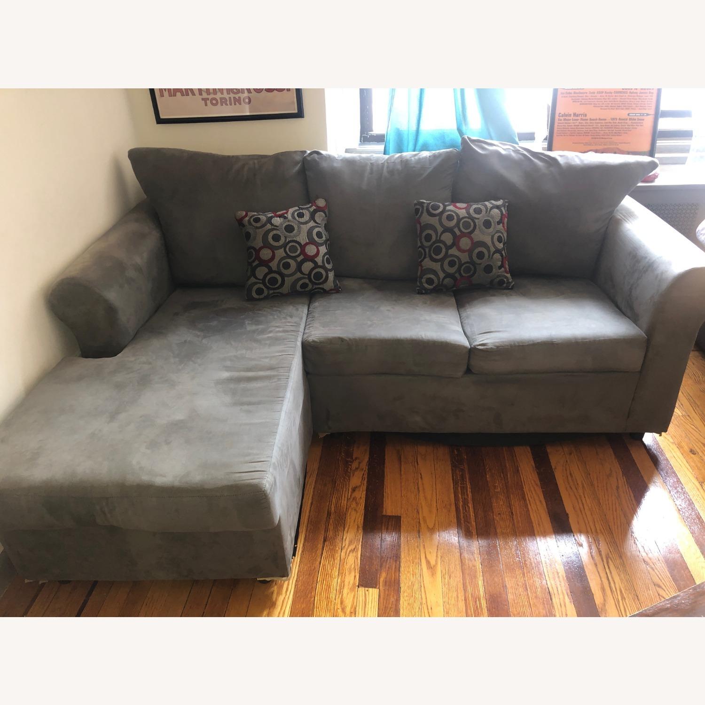 Wayfair Sectional Sofa - image-2