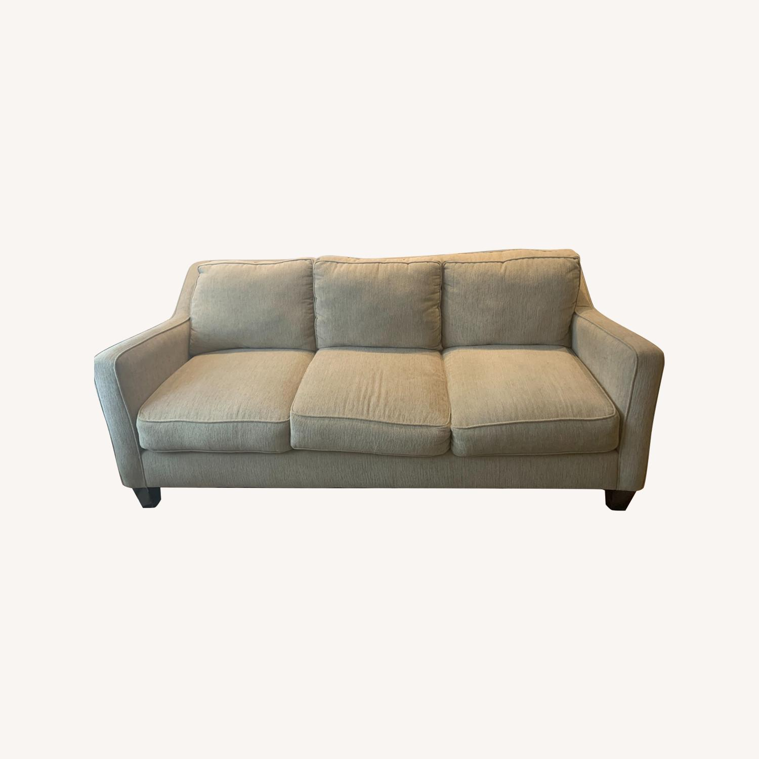 Bloomingdales Exclusive 3 Seater Fabric Sofa - image-0