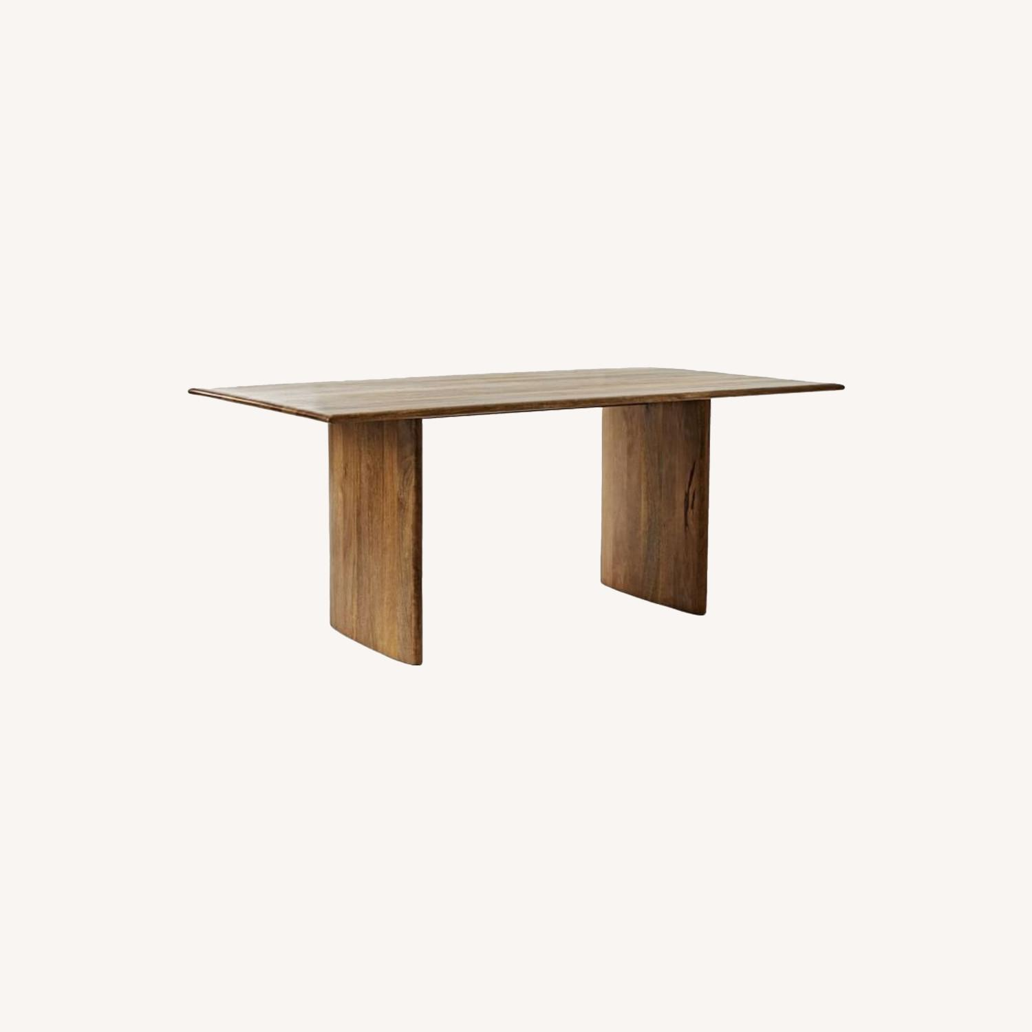 West Elm Anton Solid Wood Dining Table - image-0