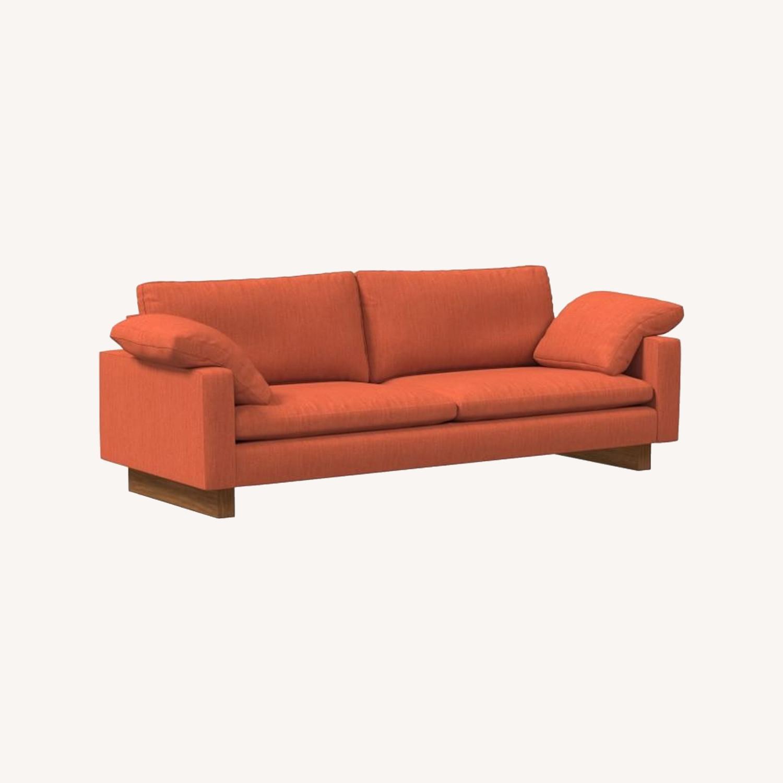 West Elm Harmony XL Sofa - image-0