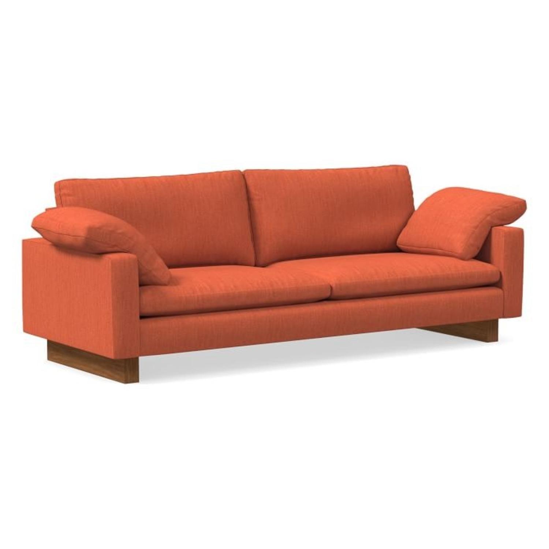 West Elm Harmony XL Sofa - image-1
