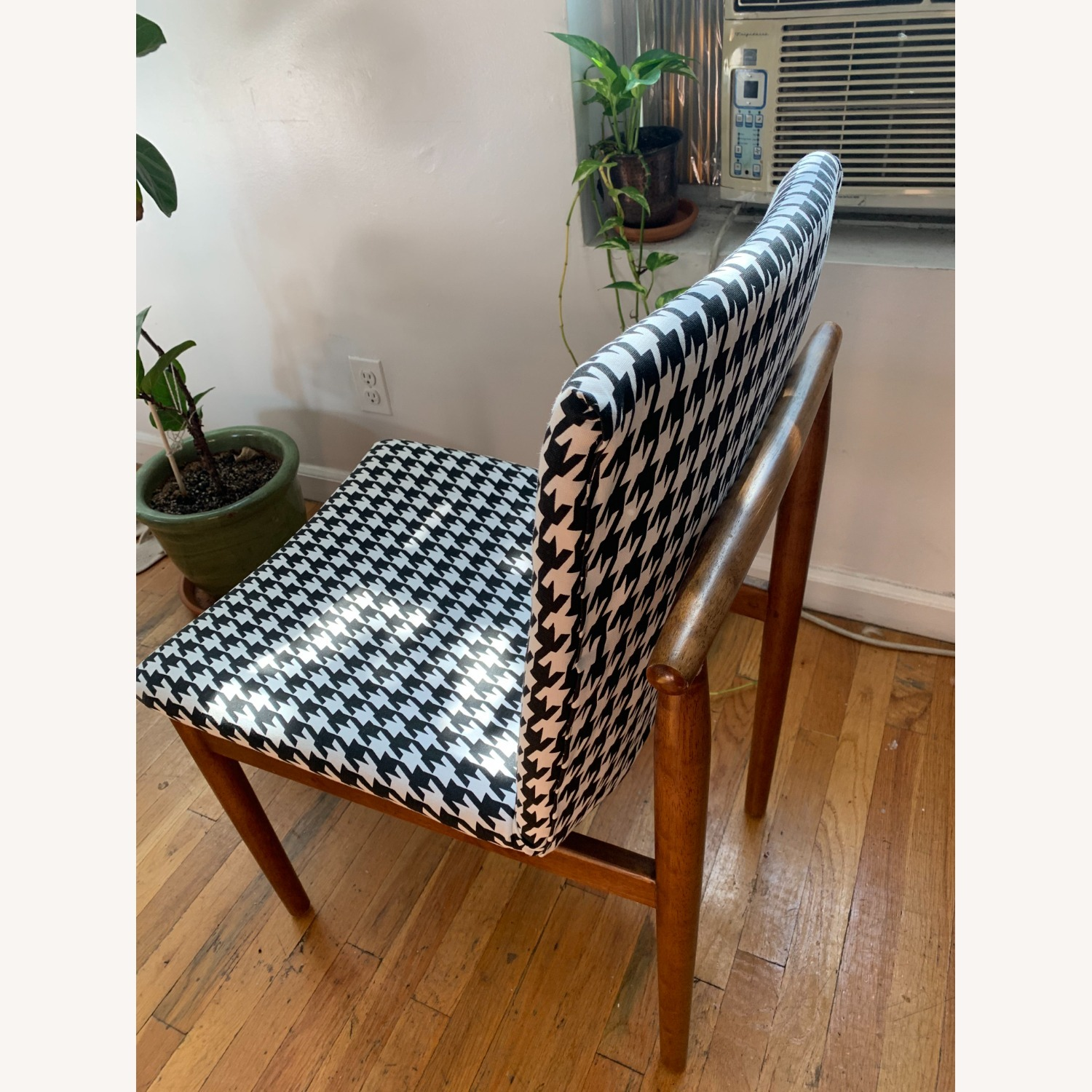 West Elm Houndstooth Customized Accent Chair - image-2