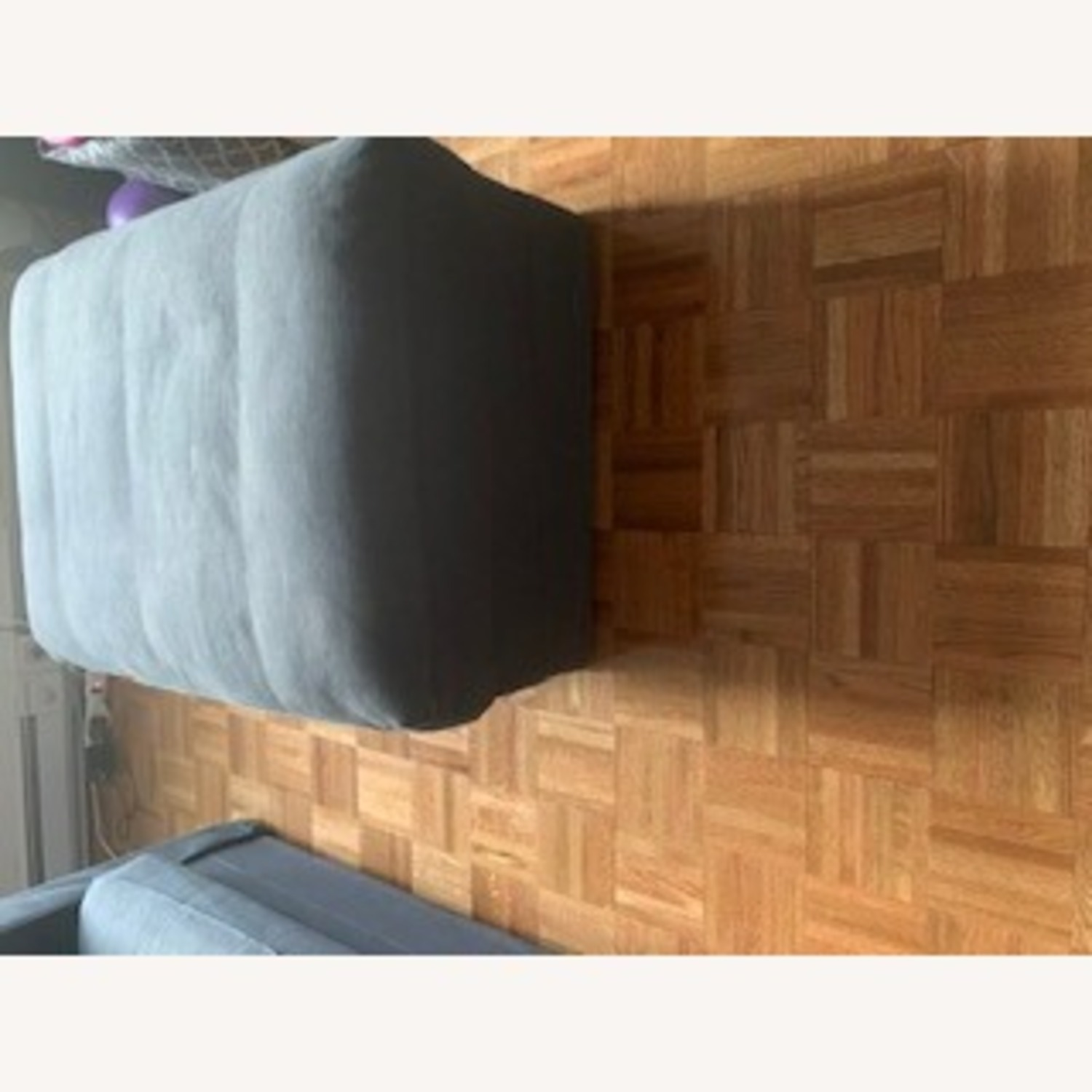 IKEA Ottoman with Storage - image-2