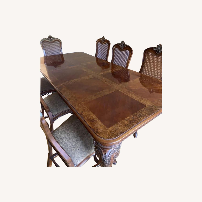 Drexel Heritage Dining Set 10 chairs - image-0