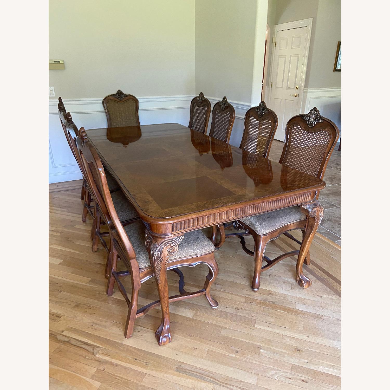 Drexel Heritage Dining Set 10 chairs - image-8