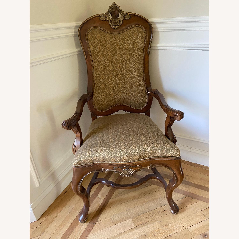 Drexel Heritage Dining Set 10 chairs - image-3