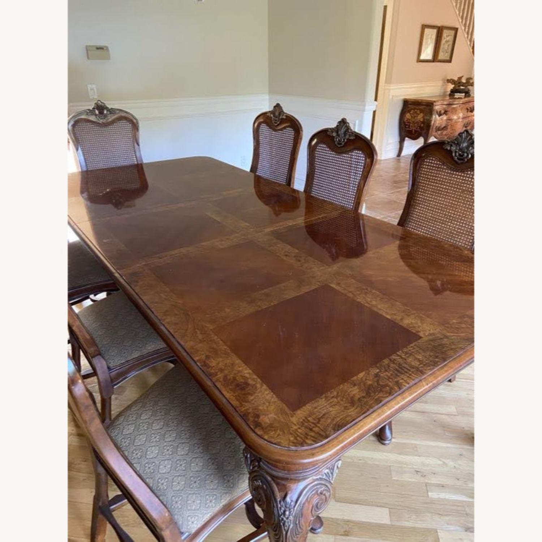 Drexel Heritage Dining Set 10 chairs - image-1