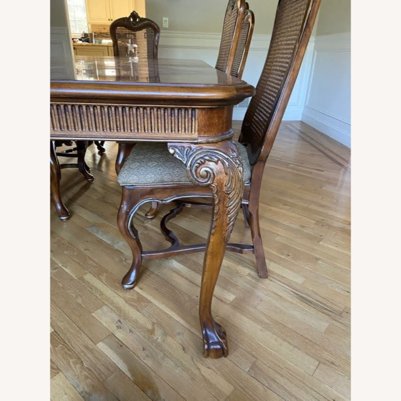 Drexel Heritage Dining Set 10 chairs - image-2