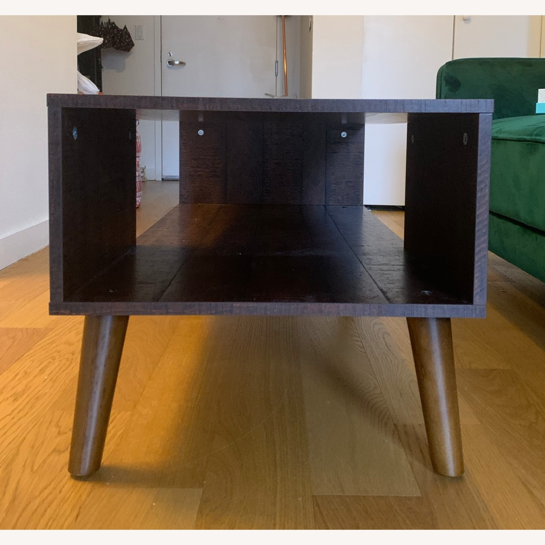 Walnut Coffee Table - image-3