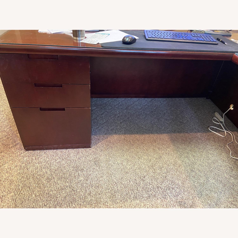 Kimball Presidential Desk - image-7