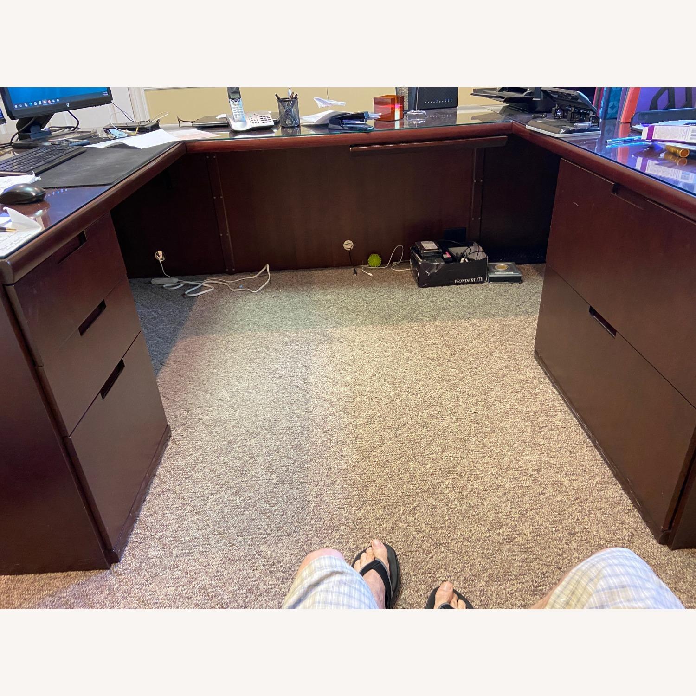 Kimball Presidential Desk - image-2