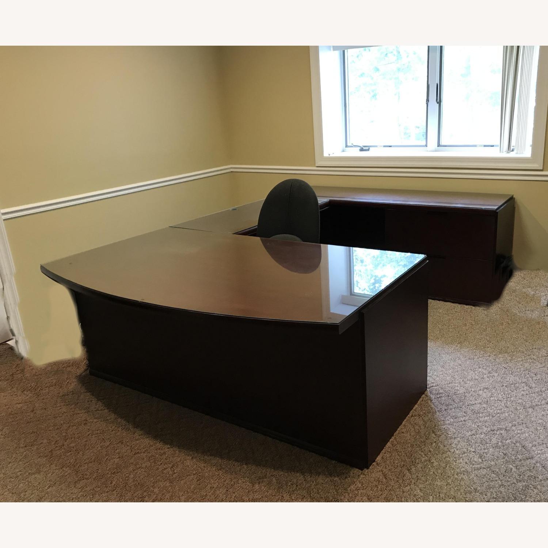 Kimball Presidential Desk - image-1