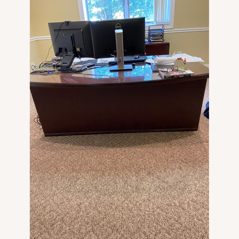 Kimball Presidential Desk - image-3